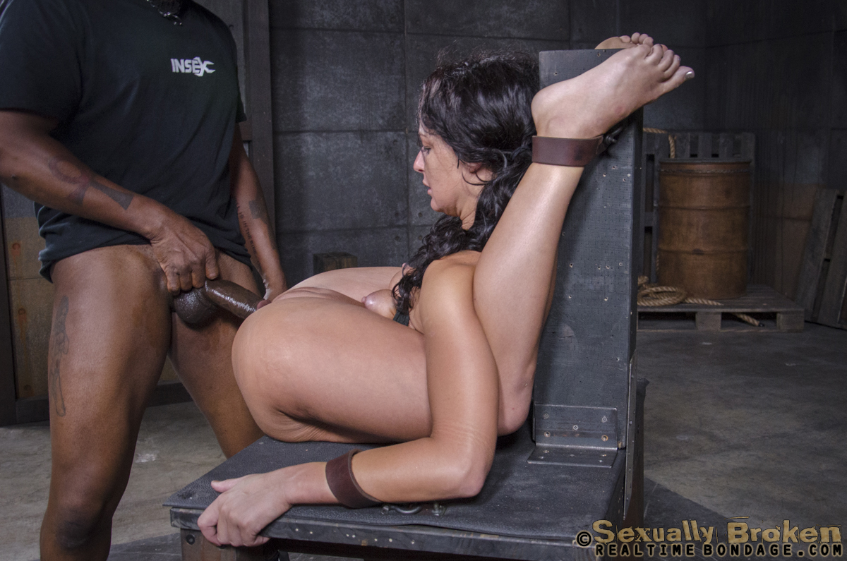 Young sex bondage